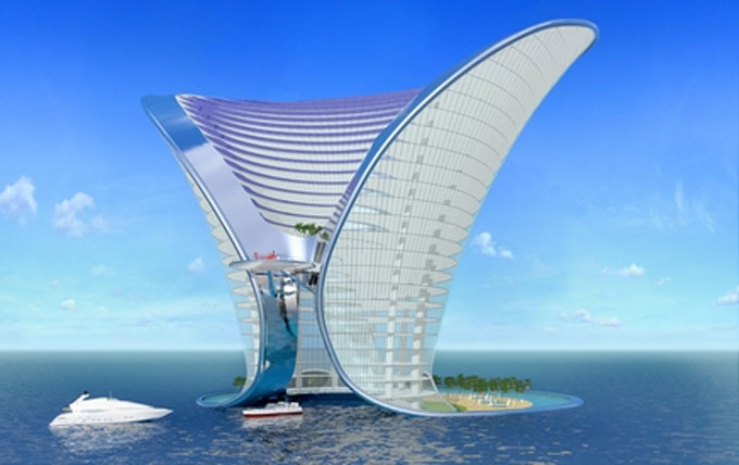 The world s biggest and most expensive hotel beirut for Top 10 most luxurious hotels in dubai