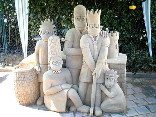 extreme sand sculpting 14