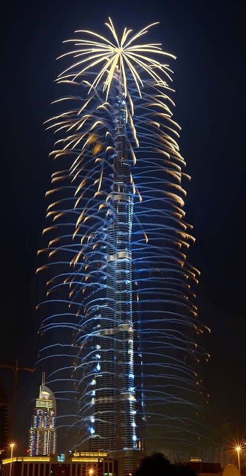 Burj Khalifa – I Bet You Haven't Seen Anything So  Awesome [Fwd by Nisal daga]