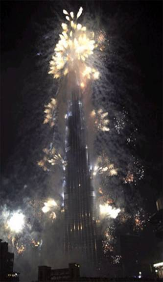 burj khalifa 828 mt 131 The Opening Ceremony of the Burj Khalifa Tower image gallery