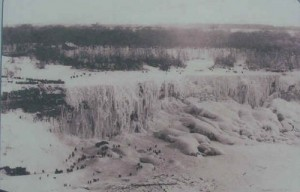 1911 &#8211; When Niagra Falls Froze [Fwd by Nisal daga]