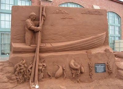 Sand Art &#8211; part3 [Fwd Rupesh Thakur]