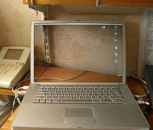 Transparent Laptops and Desktops [Fwd by Nisal daga]