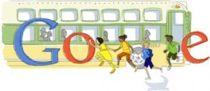 Some of the Cool Google doodles of 2010 and 2011 [Fwd: Mithara Silva]
