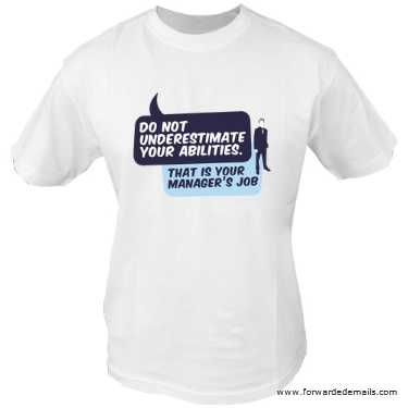 appraisal writeup office tshirts 1