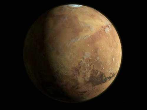 stunning planet mars 12