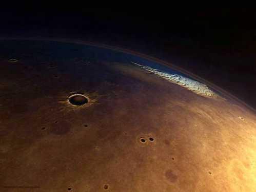 stunning planet mars 13