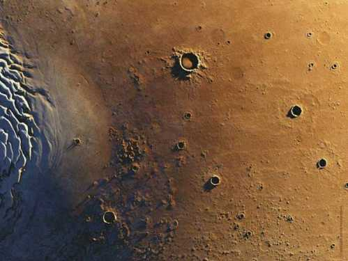 stunning planet mars 2