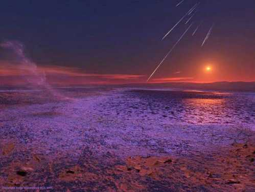 stunning planet mars 5