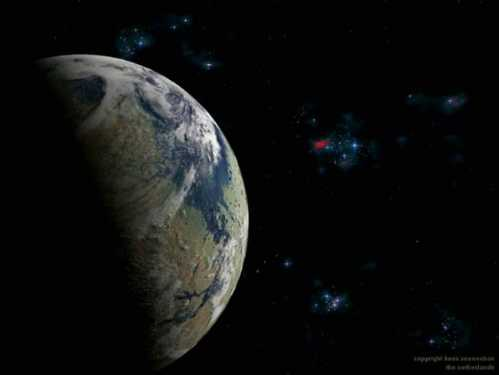 stunning planet mars 6