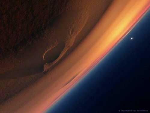 stunning planet mars 7