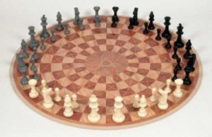 Three Player Chess Board!! [Fwd: Swathy Jade]