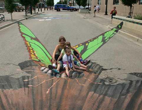 latest 3d street art 7