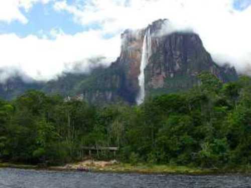 World Highest Waterfall Angel Falls 2
