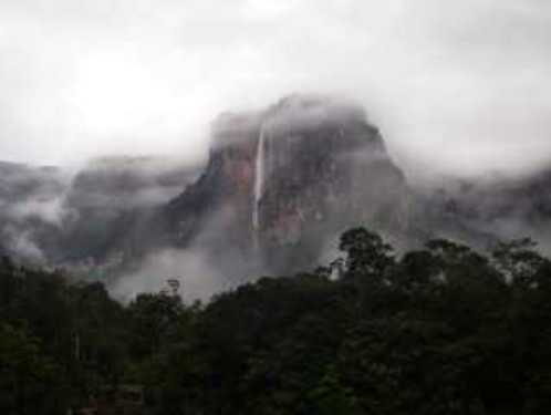 World Highest Waterfall Angel Falls 3