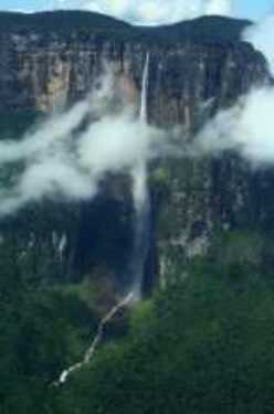 World Highest Waterfall Angel Falls 5