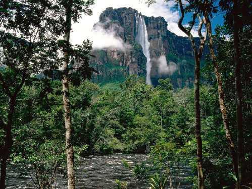 World Highest Waterfall Angel Falls 8