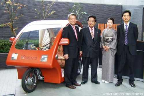 electronic japanese rickshaw 3