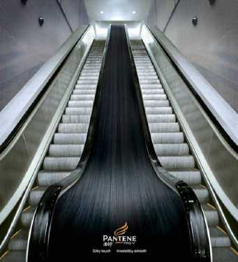 escalators elevators advert 2