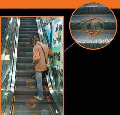 escalators elevators advert 3