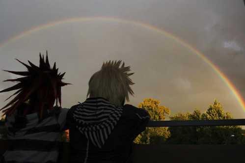 Gorgeous Rainbow 12