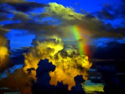 Gorgeous Rainbow 3