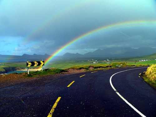 Gorgeous Rainbow 8