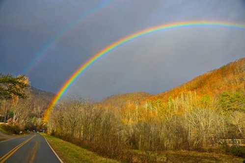 Gorgeous Rainbow 9