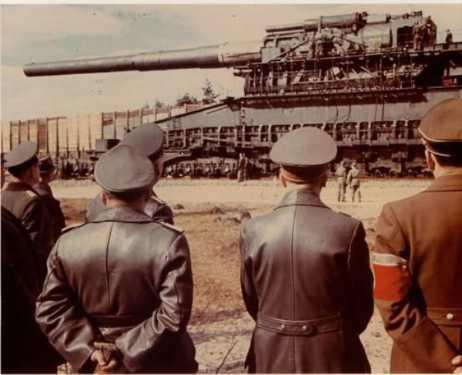 gustav largest gun 2