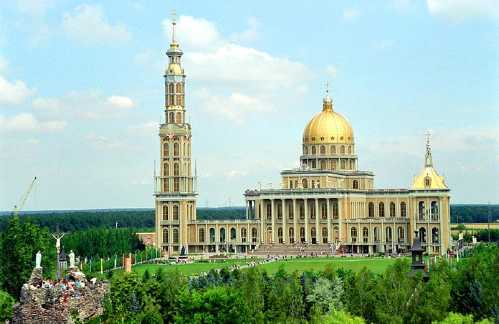 largest-church-in-the-world-10th-Sanctuary-of-Our-Lady-of-Lichen-Poland