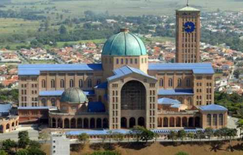 largest-church-in-the-world-2nd-Basilica-of-the-National-Shrine-of-Our-Lady-of-Aparecida-Brazil