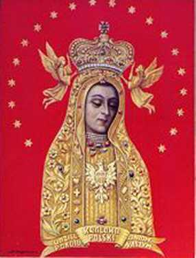 painting-of-Our-Lady-of-Sorrows-Queen-of-Poland-made-in-1772