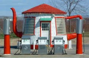 5 Most Unique Gas Stations in the World [Fwd: Chirath Candy]