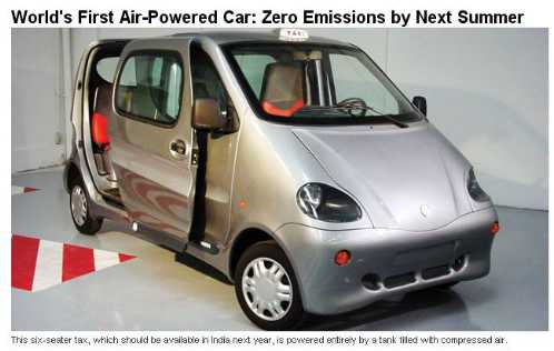 Worlds First Air Power Car From India 2