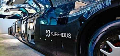 first super bus 5