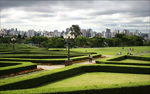greenest-city-in-the-world-a-park-in-Curitiba-Brazil