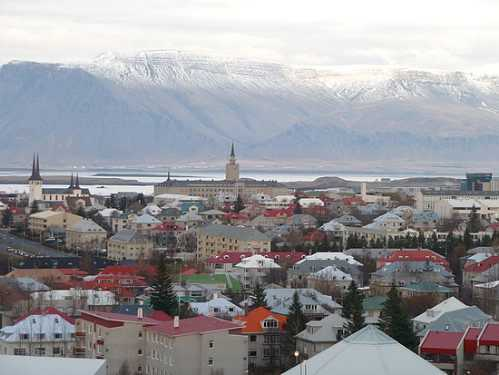 greenest-city-in-the-world-beautiful-Reykjavik-Iceland
