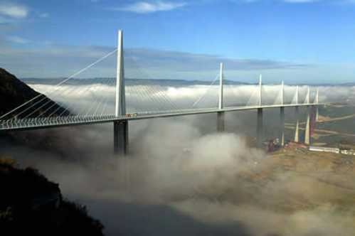 most-amazing-bridge-2nd-Millau-Bridge-France-Worlds-Tallest-Vehicular-Bridge