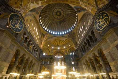 top10 beautiful buildings hagia sophia turkey 02