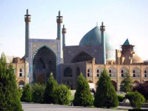top10 beautiful buildings imam mosque  iran 01