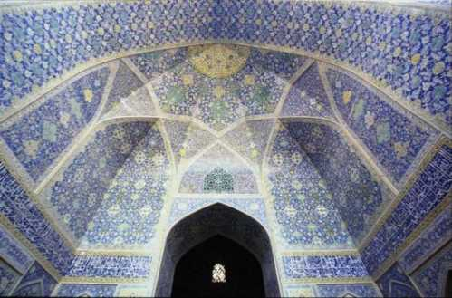 top10 beautiful buildings imam mosque iran 02