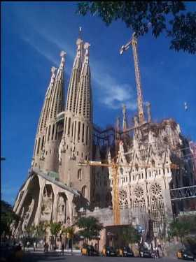 top10 beautiful buildings la  sagrada Familis spain