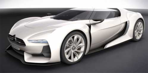 world expensive car citroen 4