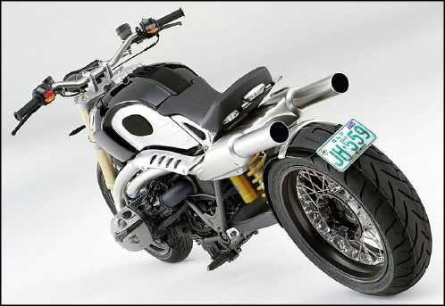 bmw lo rider bike 4