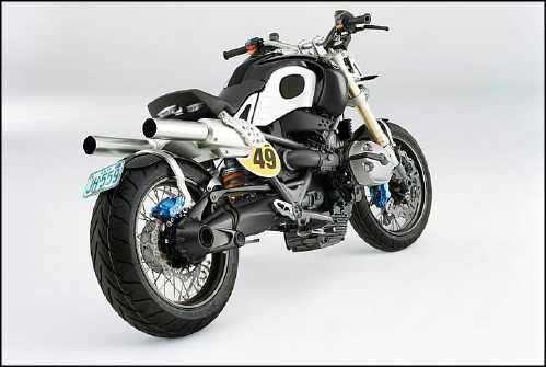 bmw lo rider bike 9