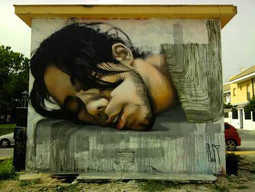 realistic street art mesa 1
