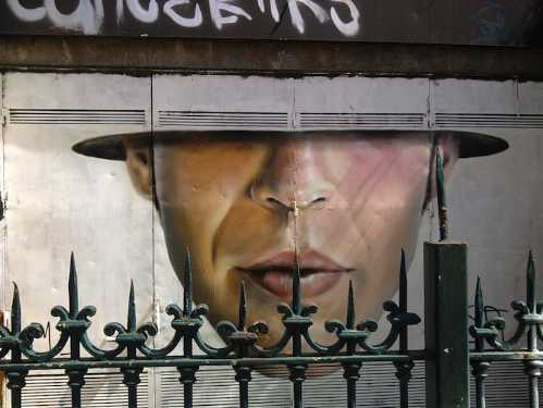 realistic street art mesa 10