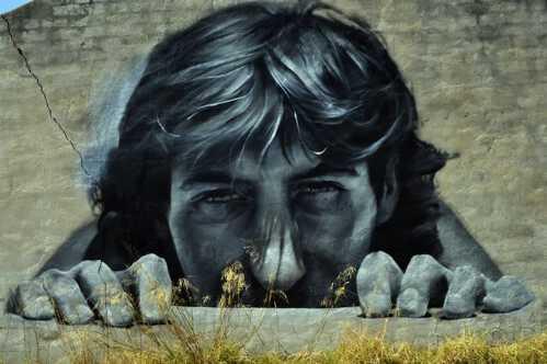 realistic street art mesa 3
