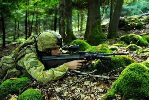 world soldiers australia