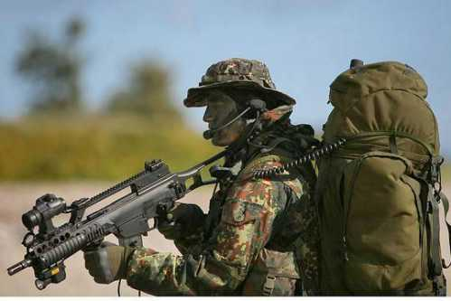 world soldiers germany